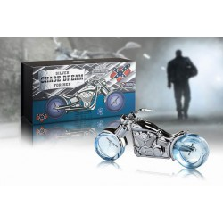 Tivetron CHASE DREAM men silver 50ml+30ml
