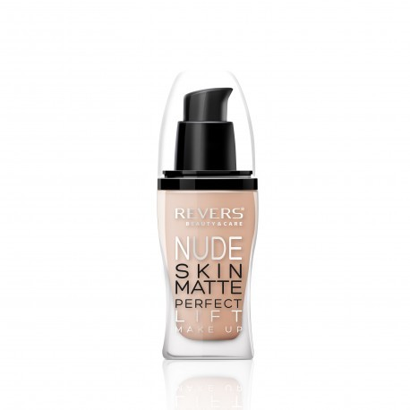 Podkład NUDE SKIN MATTE PERFECT N 50 Natural