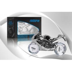 Morakot Moto GP Ścigacz Silver 50ml+30ml