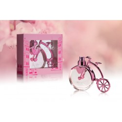 Morakot Go chic pink rower bicykl 100 ml