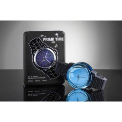 Tiverton Prime time black zegarek męski 100 ml