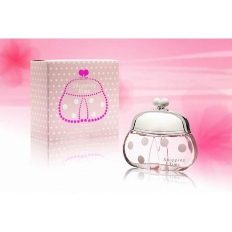 Tiverton shopping time pink portmonetka
