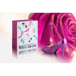 Tiverton Milan Model Bucik szpilka pink mini 30 ml