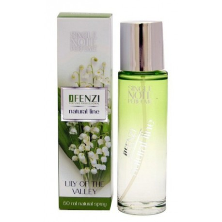 J Fenzi Natural Line LILY OF THE VALLEY KONWALIA