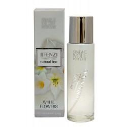 J Fenzi Natural Line WHITE FLOWERS BIAŁE KWIATY