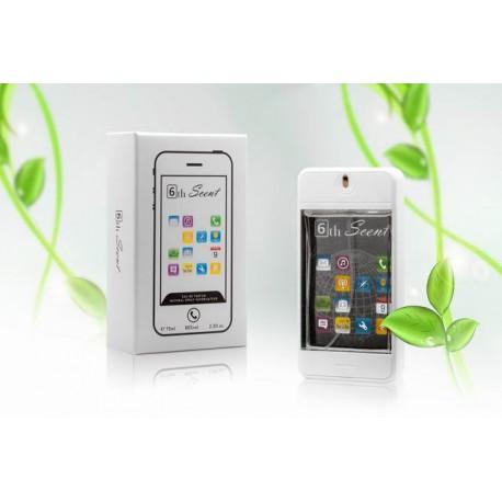 6 th scent telefon white women 100ml